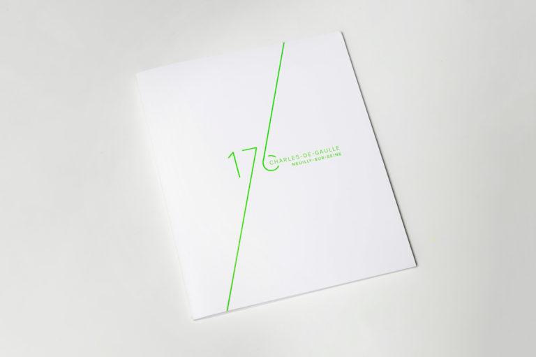 SFL 176 CDG - impression fluo vert