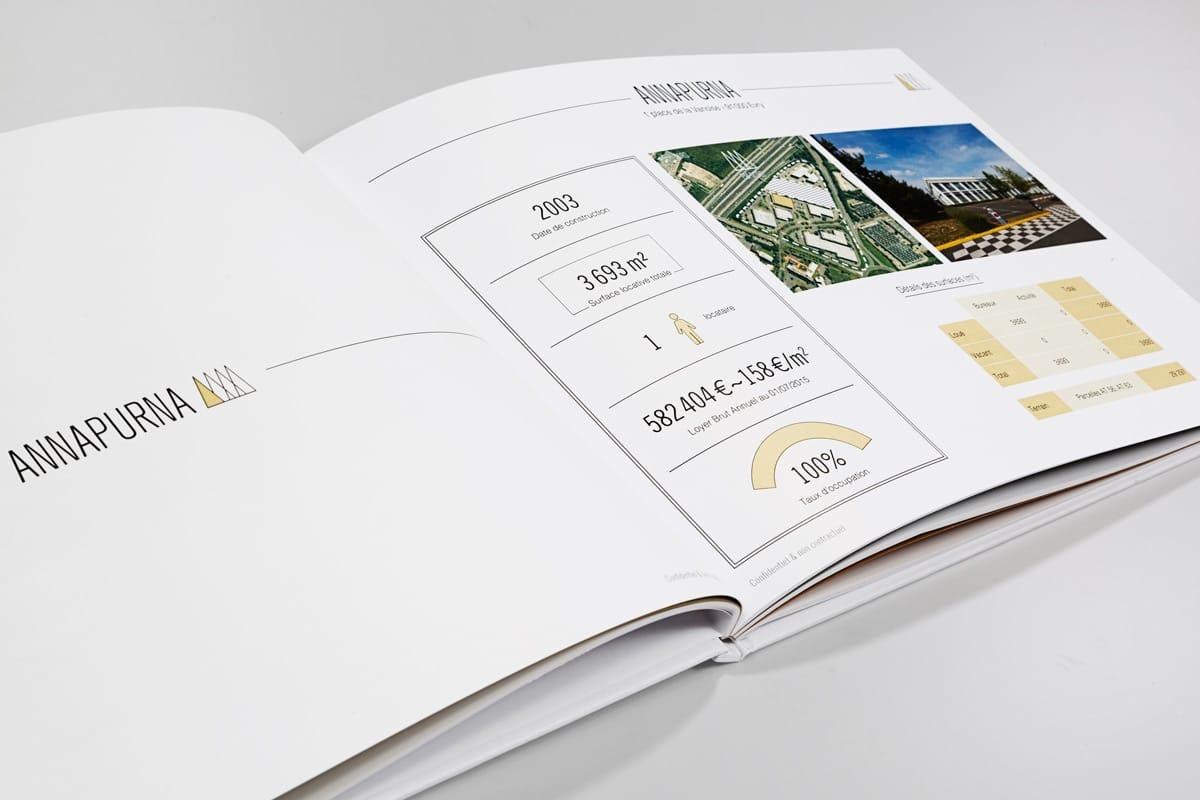 Book de commercialisation Altitud infographie