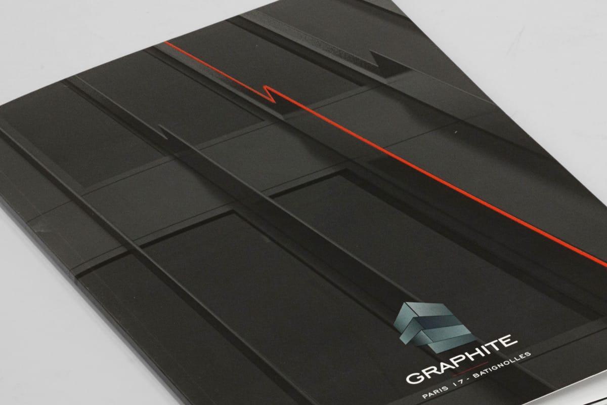 plaquette de commercialisation graphite
