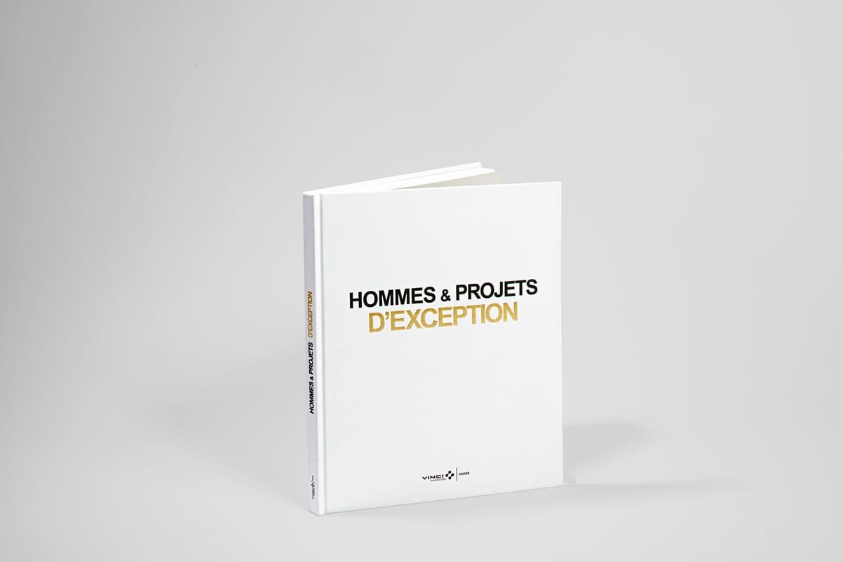 Hommes & Projets d'exception pour VINCI Construction France
