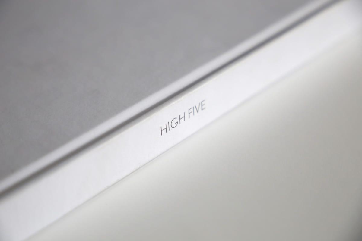 High Five - détails