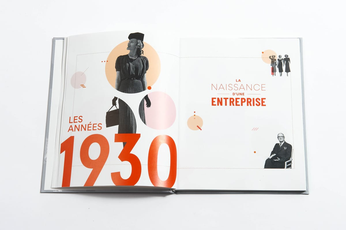 livre 90 ans Stanhome ouverture 1930