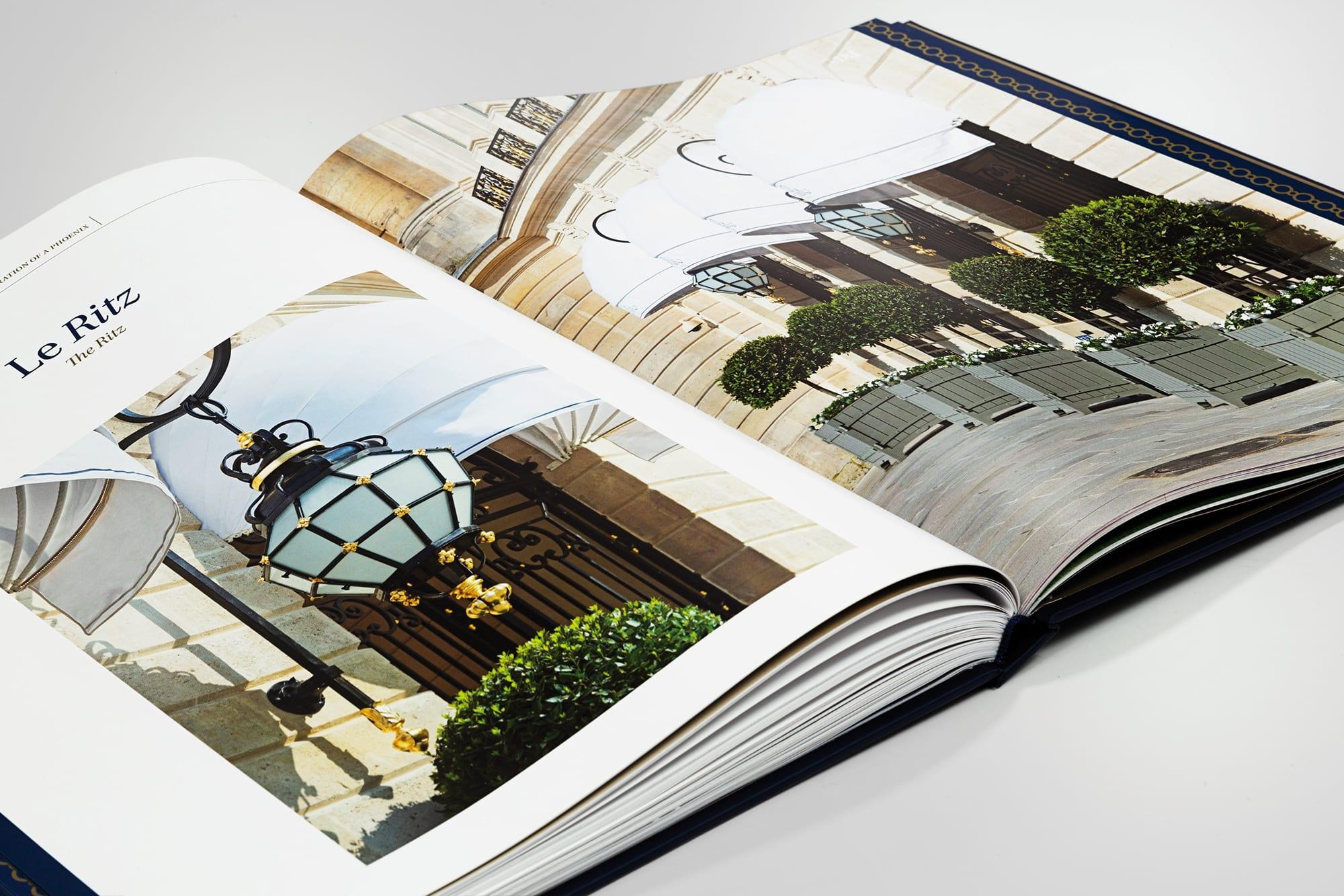 livre So ritzy double intérieure photo Ritz