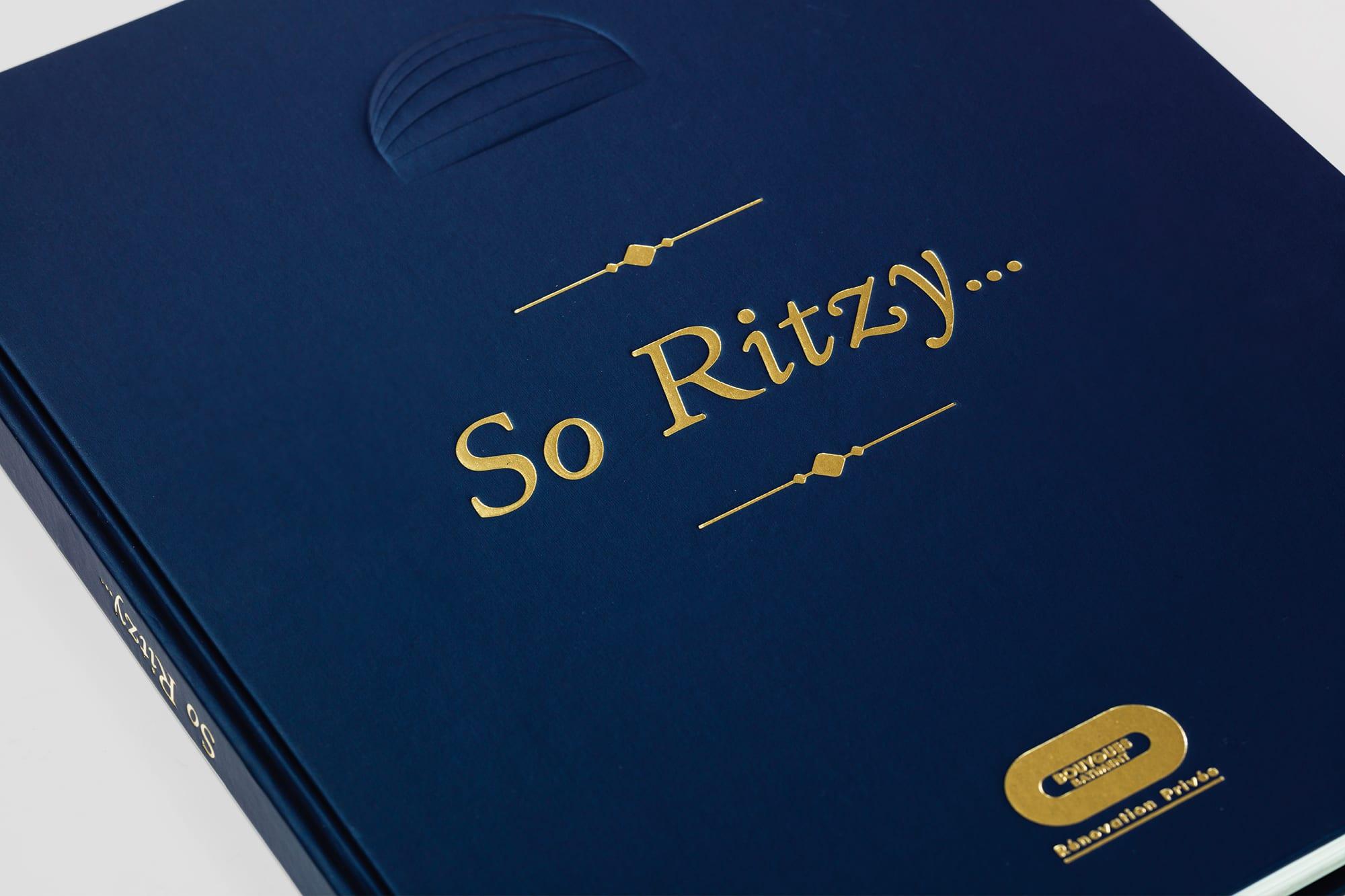 livre so Ritzy