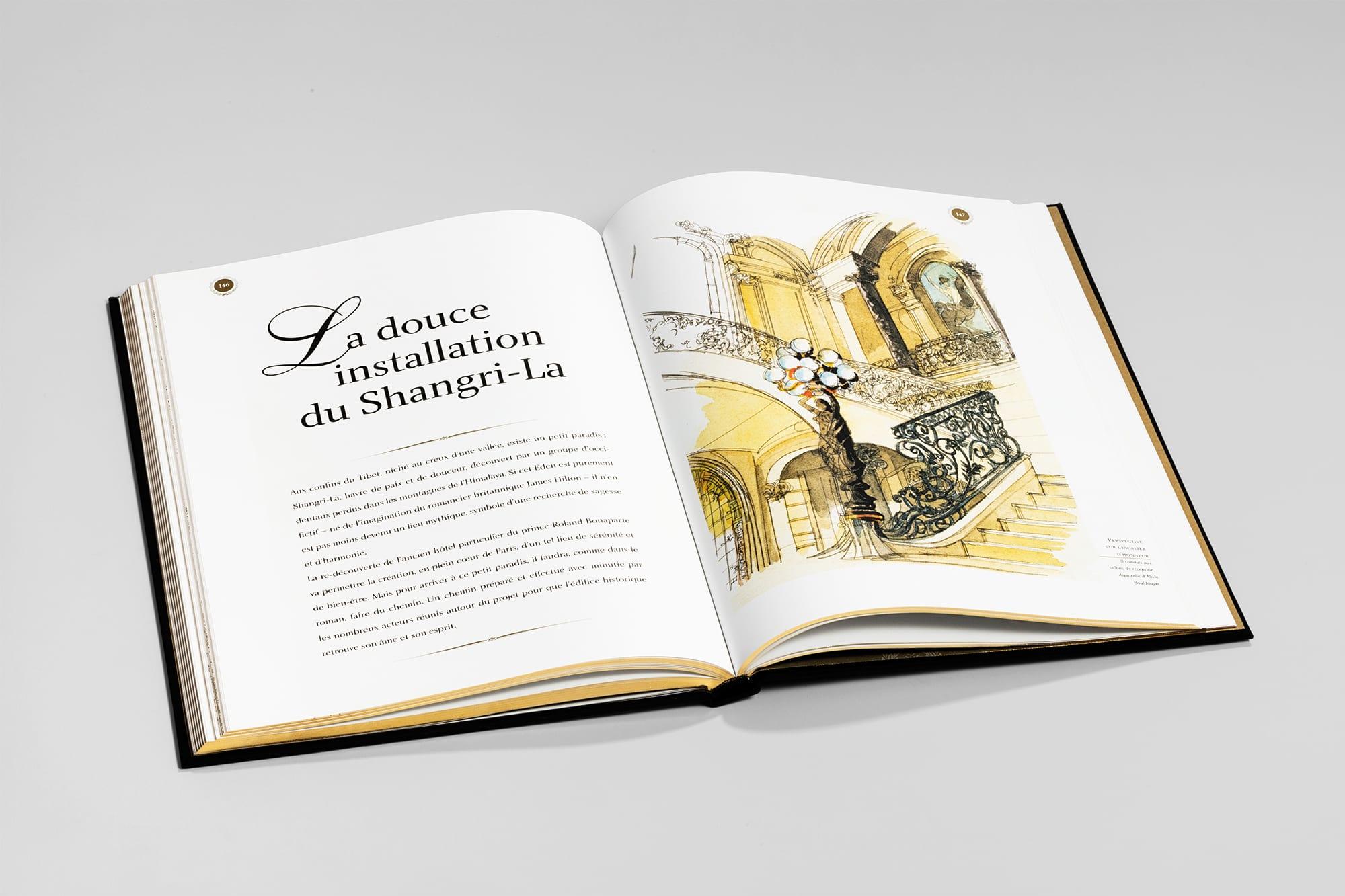 Livre Shangri-La double texte