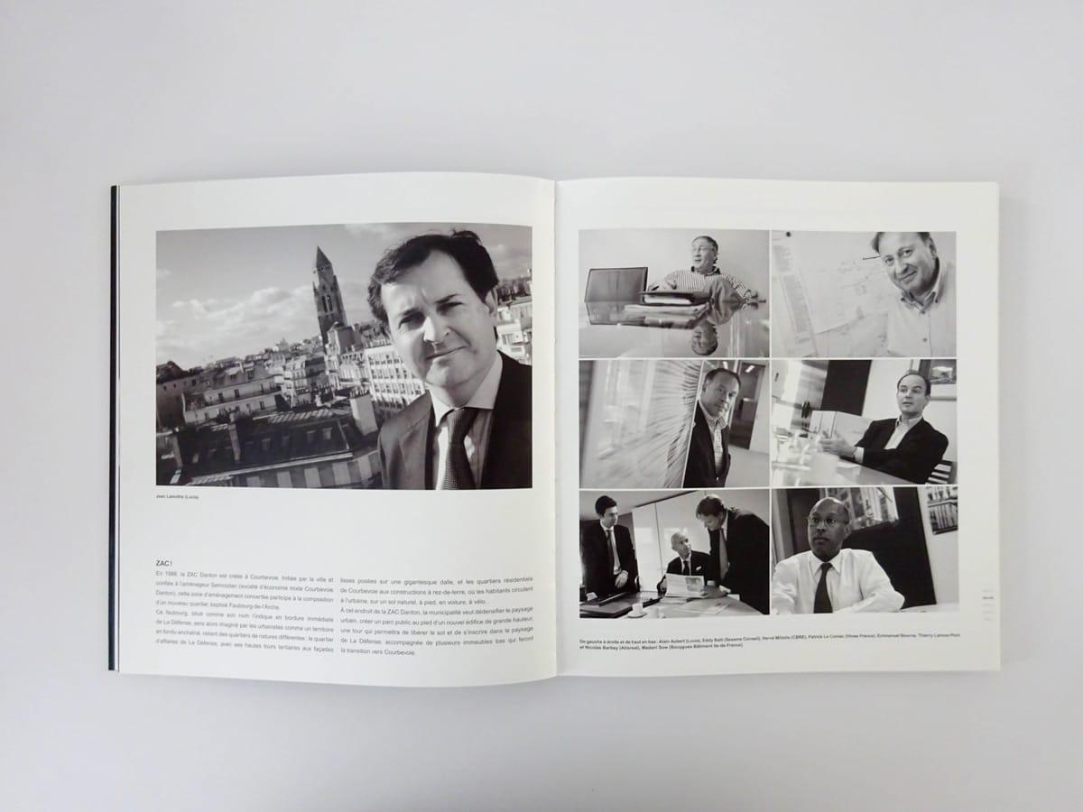 livre Instants T1 portrait
