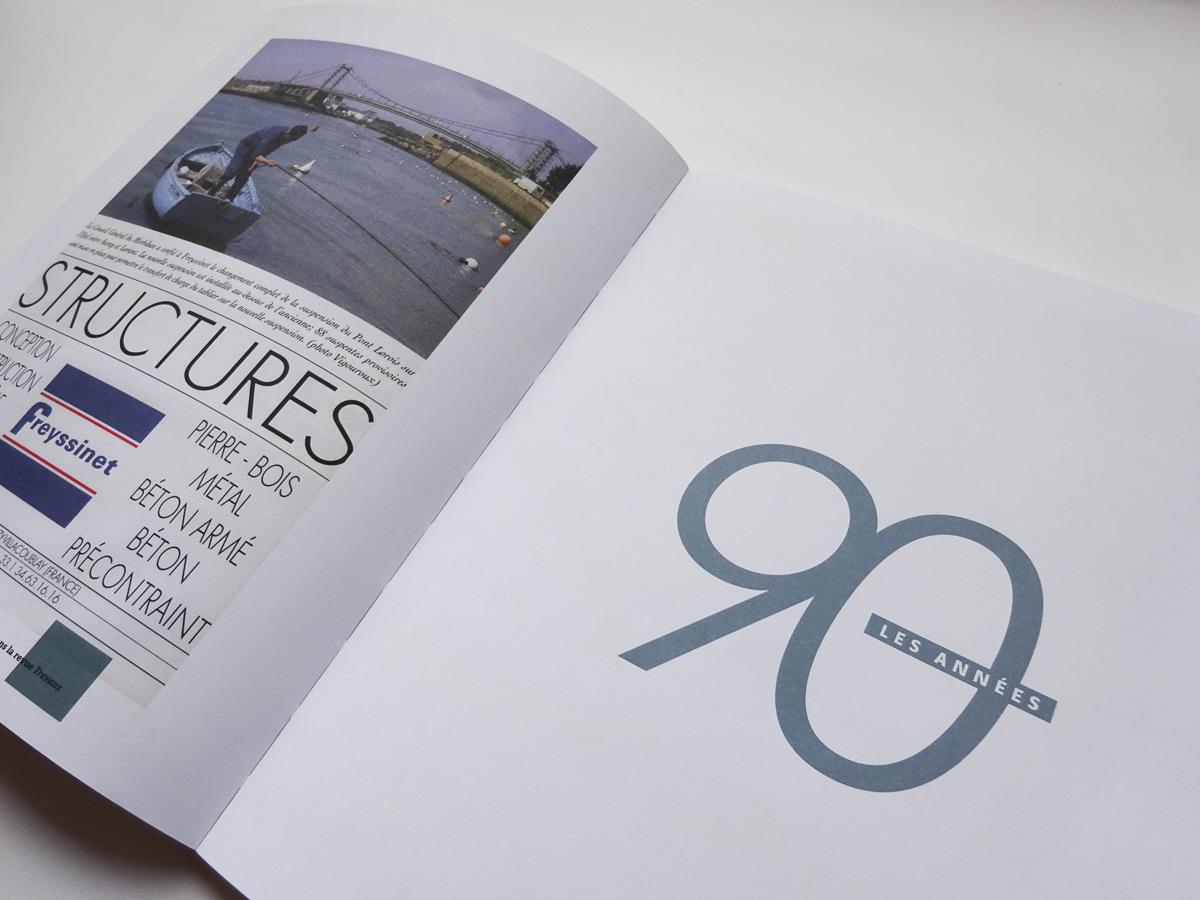livre 75 ans freyssinet ouverture année 90